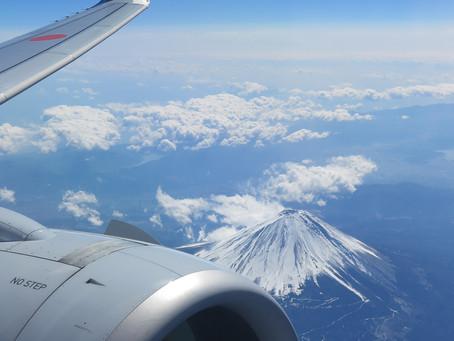 成田出発便の渡航情報