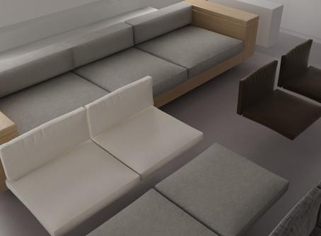 3D空间里 カラー検討
