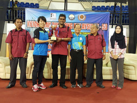 53rd Malaysia Table Tennis Championships 2016
