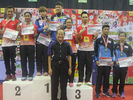 10th South East Asian Table Tennis Championships