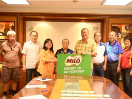 Press Conference & Draw for the Team Events of the 35th MILO Malaysian Junior & Cadet Table