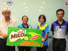 Results of Team Events Draw - 29th MILO Malaysia Hopes Table Tennis Championships 2016