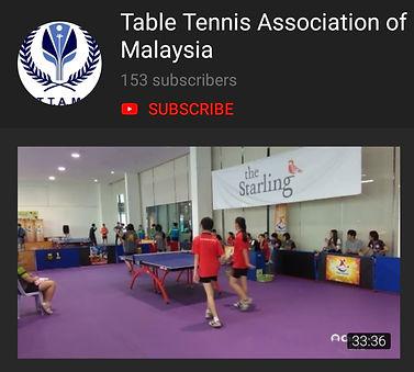 Youtube TTAM