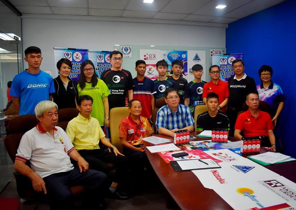 Press Release - Malaysia Table Tennis League