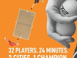 T2 Diamond Table Tennis League 2019