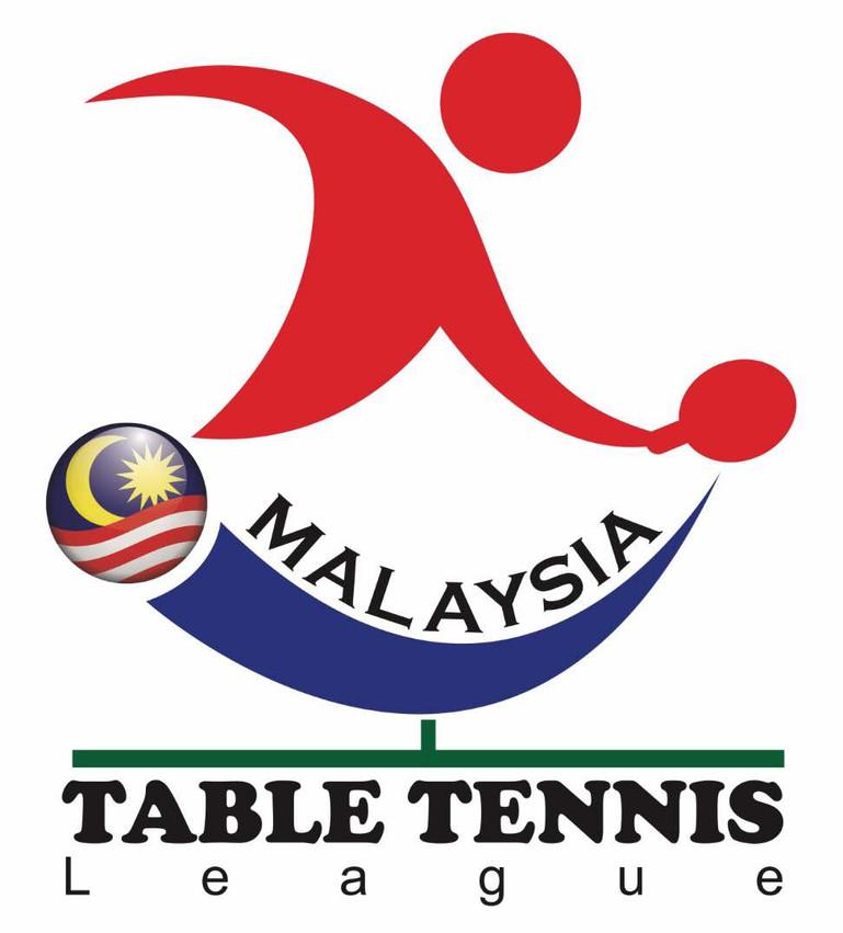 Malaysia Table Tennis League Logo