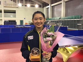 Alice Chang Qualified for 2018 YOG