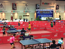 SET 2016 Thailand Junior & Cadet Open