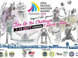 Asia Pacific Masters Games (APMG) 2018