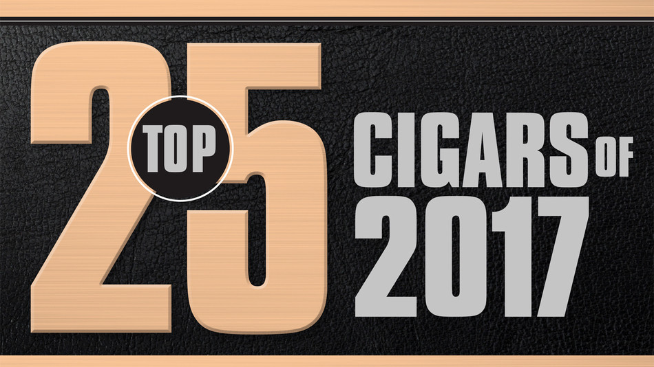 top 25 cigar aficionado 2017