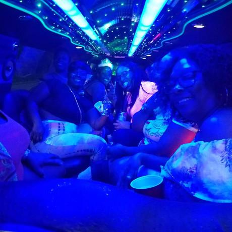 limo lights