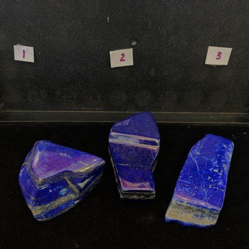 Large Top Quality Lapiz Lazuli Pieces