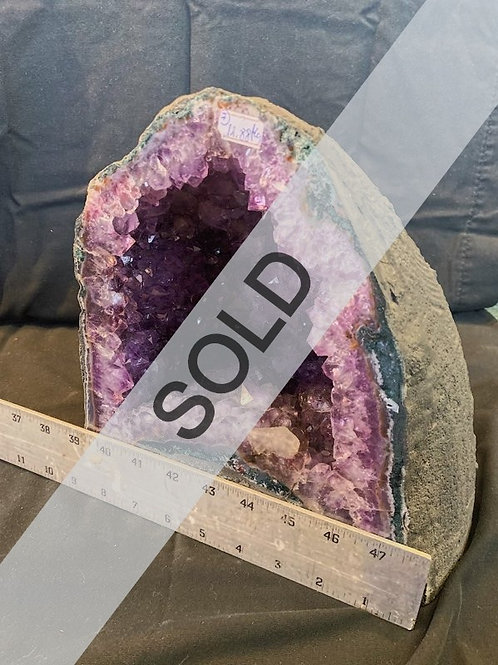 Beautiful Amethyst Cathedral 15.8 lbs