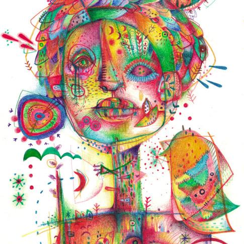 Rainbow people 02