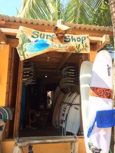 La Punta surf shop