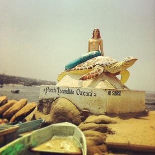 Puerto Escondido Mermaid
