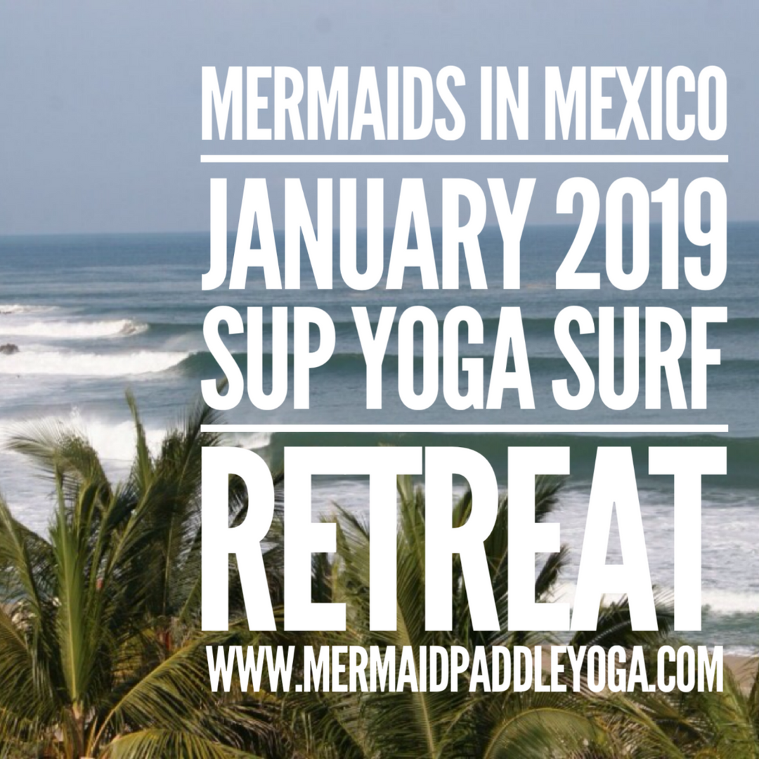 mermaids in mexico retreat