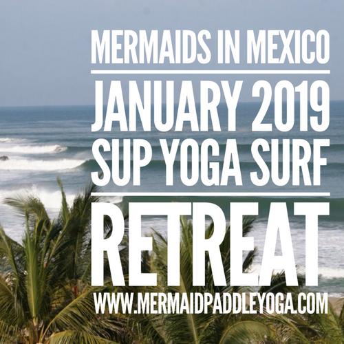 mermaids in mexico retreat