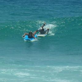 clases de surf con ulise