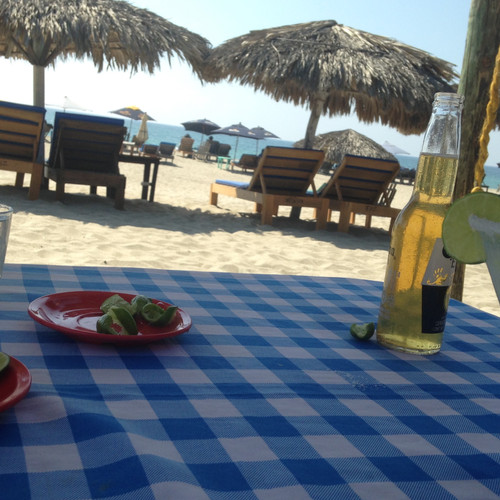 beach side beverages