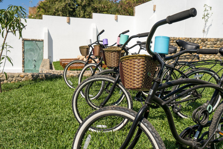 Rent a Cruiser bike and explore the neighbourhood in style!