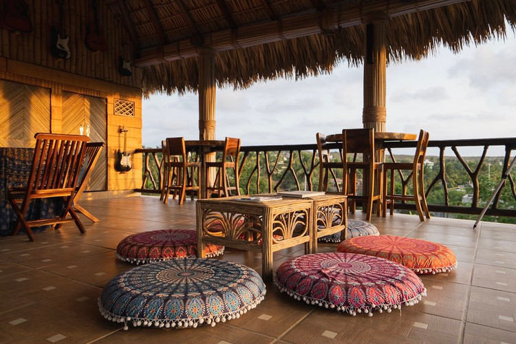 Palapa Chill space