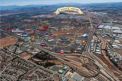 Shopping Centers & Strip Malls
