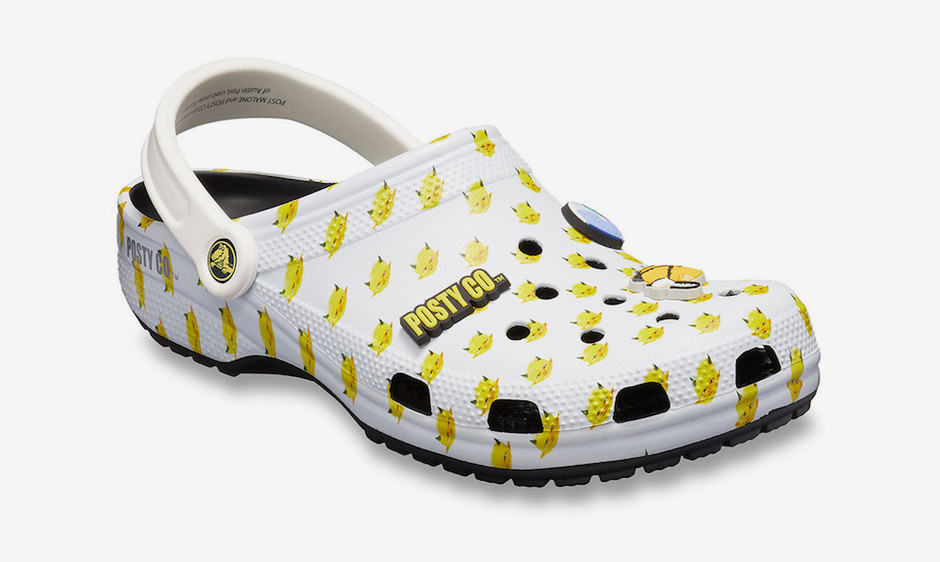 Post Malone x Crocs Dimitri Clogs Sell out in 10 minutes; if it's Ugly, it's in Fashion