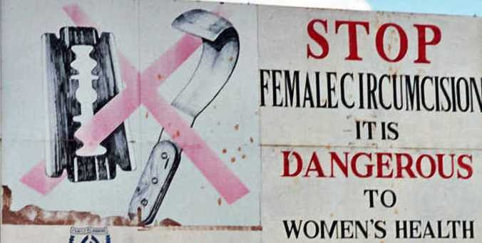 Why Female Genital Mutilation must come to an End