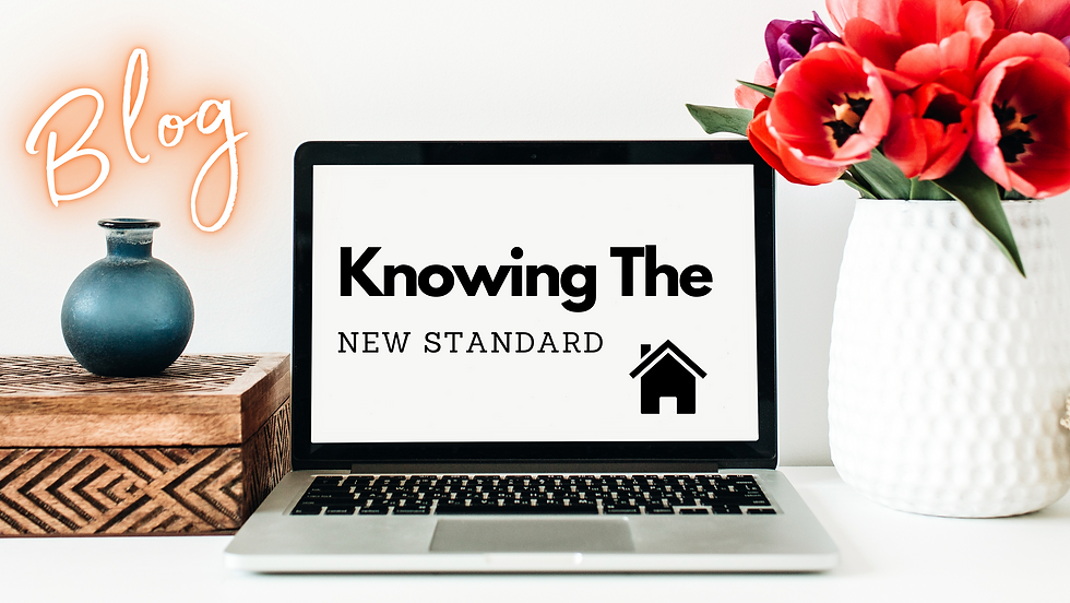 Knowing the New Standard blog.png