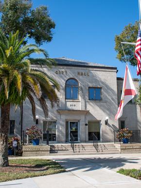 New Smyrna Beach City Hall