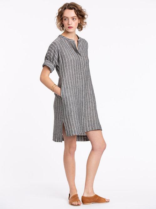 Athena, Linen shirt dress