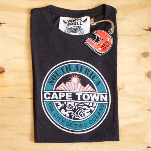 Vents Brull 2 Oceans T-shirt