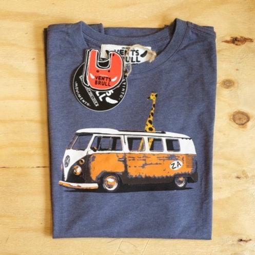 Vents Brull Giraffe Combi T-shirt