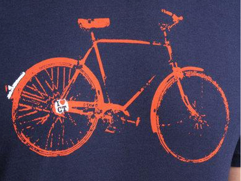 Navy Bicycle