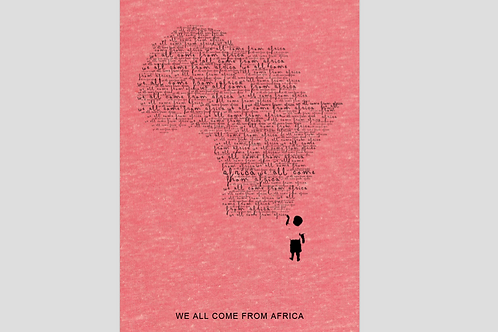 We all come from Africa
