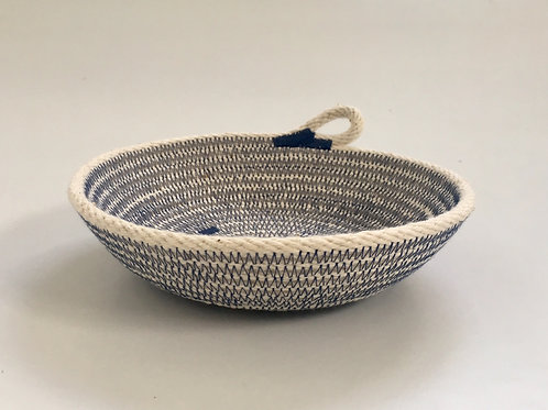 Roopip Bowls small bowl, blue thread