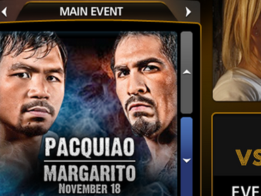 HBO Boxing Interactive