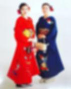 仕立屋甚五郎 衿なし振袖 振袖なのにひとりで簡単に着れる 着崩れない スタイルアップ効果抜群 咲貴子 総刺繍振袖