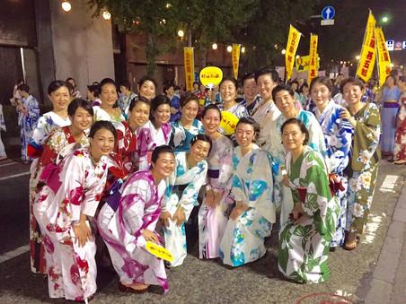 熊本同日二ヶ所で祭、祭、祭!