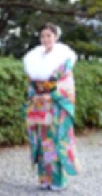 仕立屋甚五郎 振袖 着物 簡単 上質 安い 安い振袖 一人で着れる 着付け不要 着付け小物不要 自宅で洗える スタイルアップ効果