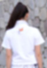 仕立屋甚五郎 オリジナルポロシャツ back