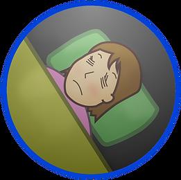 寝ている女性のイラスト.png