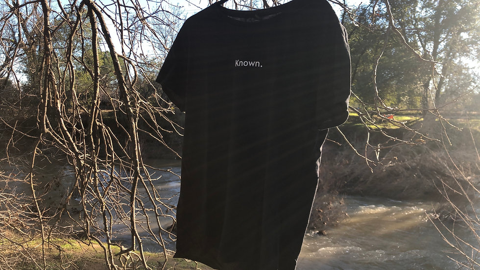 Known. T-shirt