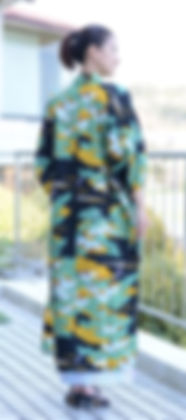 仕立屋甚五郎 アウター 道中着 羽織 衣織 冷房対策