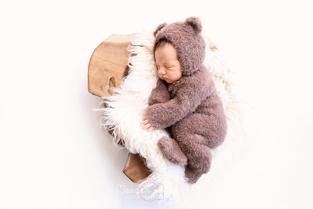 Baby Boy Clark - Calgary Newborn Photographer - Meagan Paige Photography