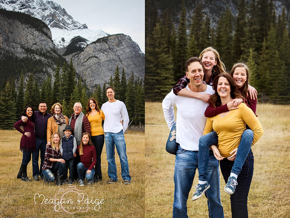 Calgary Family Photographer - Meagan Paige Photography 2019