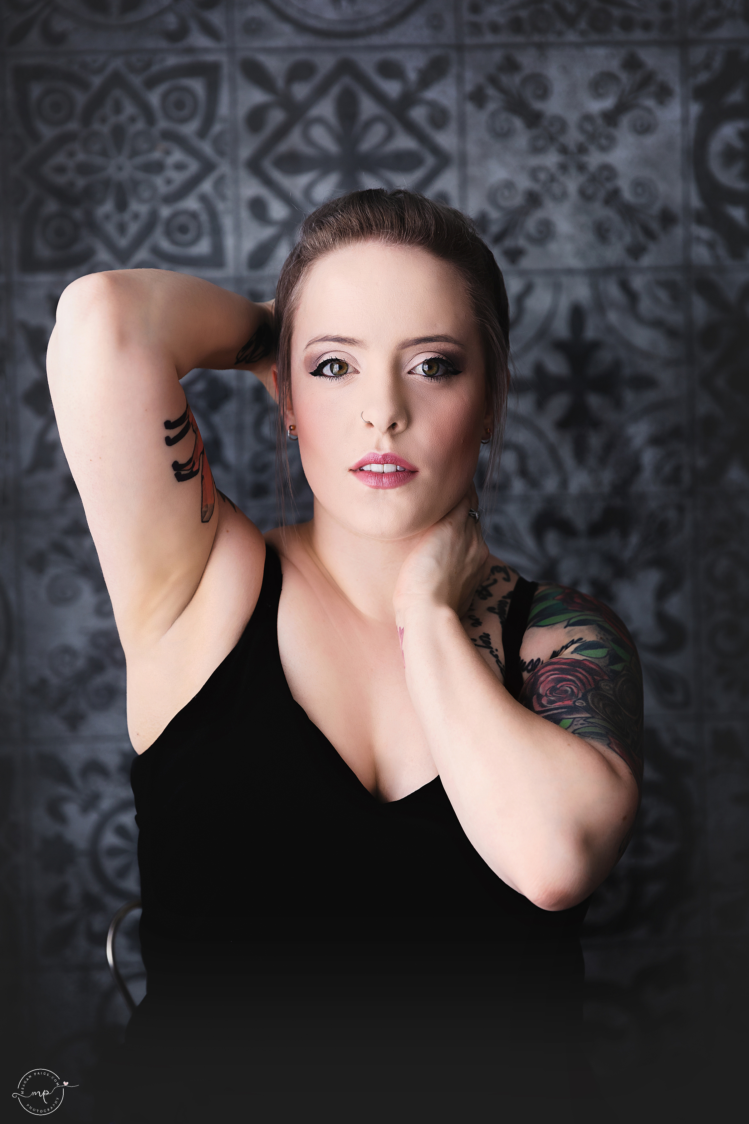 Meagan Paige Photography - Self Portraits during Quarantine - Calgary, AB