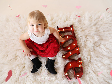 Valentine's Day Mini's - Calgary Family Photographer