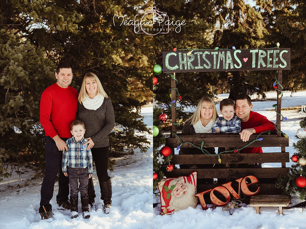 Family Mini Photo Sessions In Confederation Park